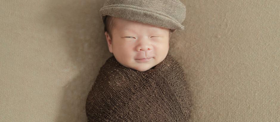New Born photography新生兒寫真拍攝