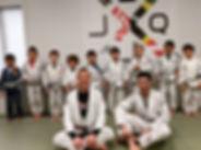 BJJ kids class, BeltQuest Jiu Jitsu