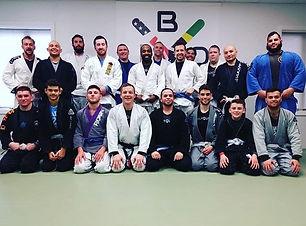 BeltQuest Jiu Jitsu, BJJ class