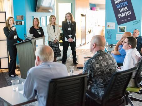 BETTER TOGETHER: VIABILITY team graduates from Innovation Accelerator program