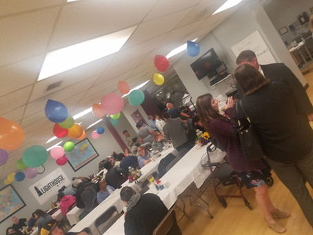 Congratulations, Lighthouse! Clubhouse celebrates successful open house