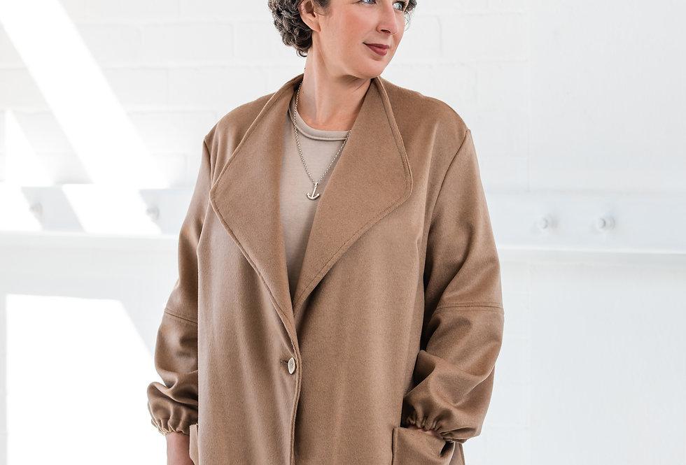 Mila Coat - Fully Lined
