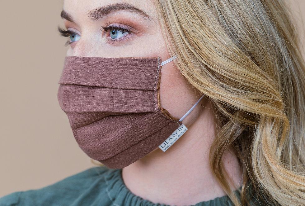 Pleated Mask / Regular Straps