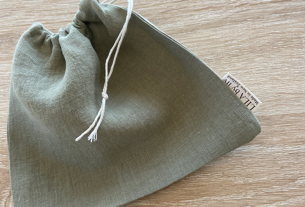 Re-usable Face Mask Bag