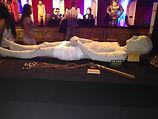 Autopsia a un muñeco de Jesucristo