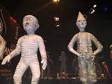 Estatuas de aliens