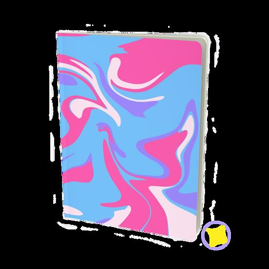 Pastel Marble Journal