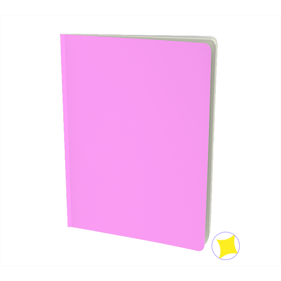 Bubble Gum Pink Journal