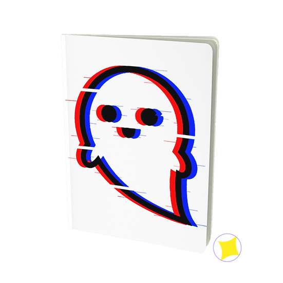 Glitched Ghost Journal