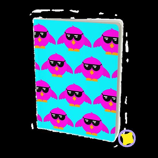 Summer Fun Flamingo Journal