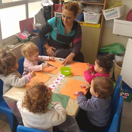 תפקיד האומנות בהתפתחות הילד