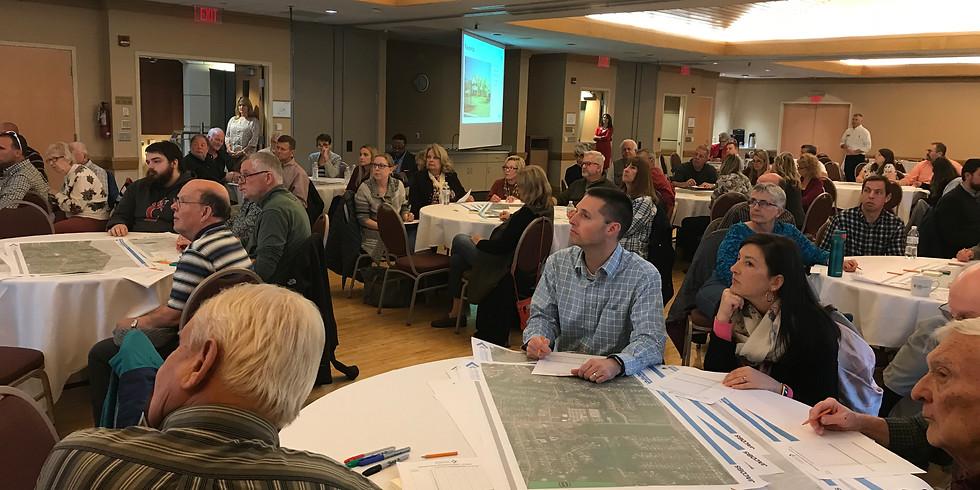 Sharonville 2030 Kick-Off Meeting