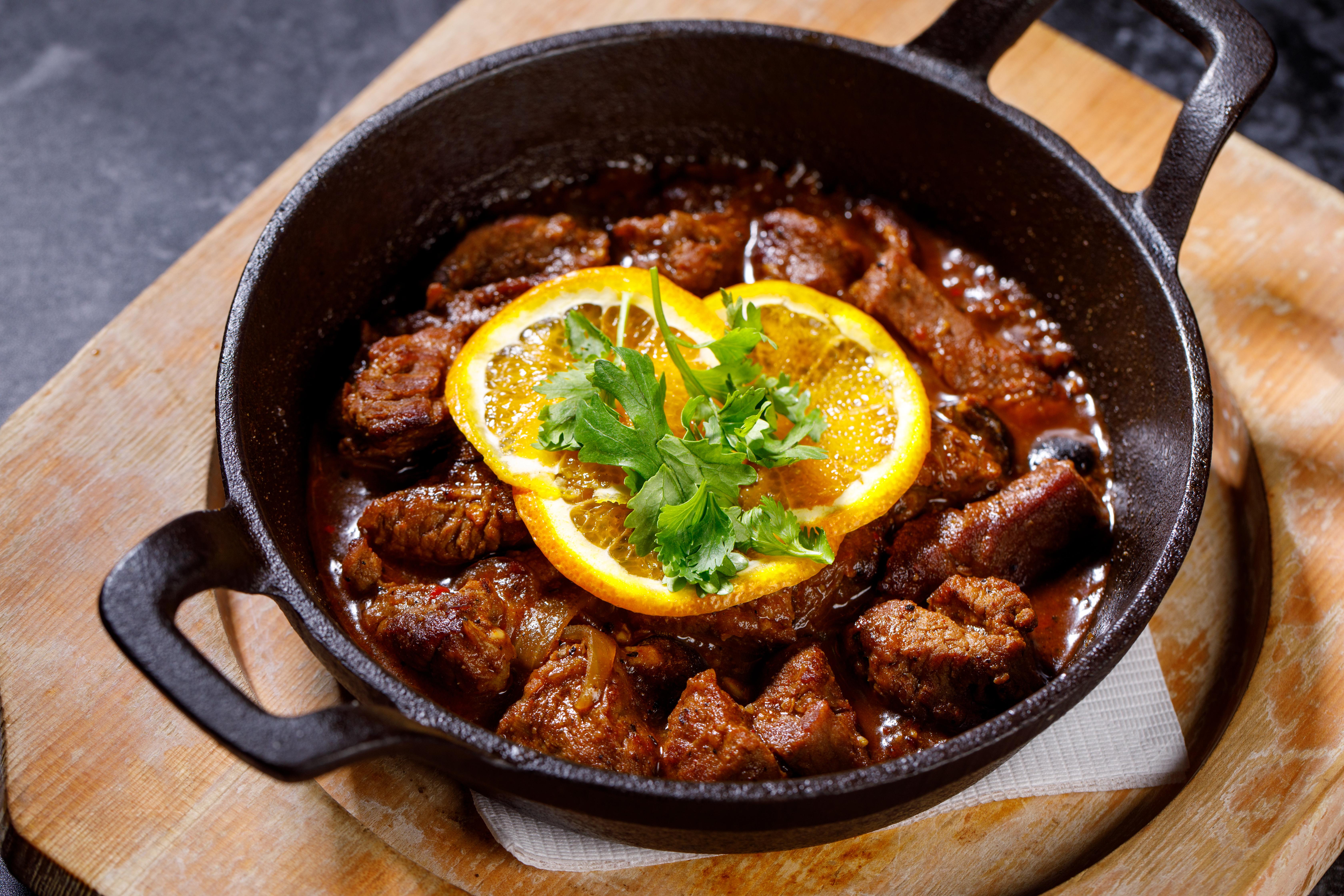 M-摩洛哥燉羊肉