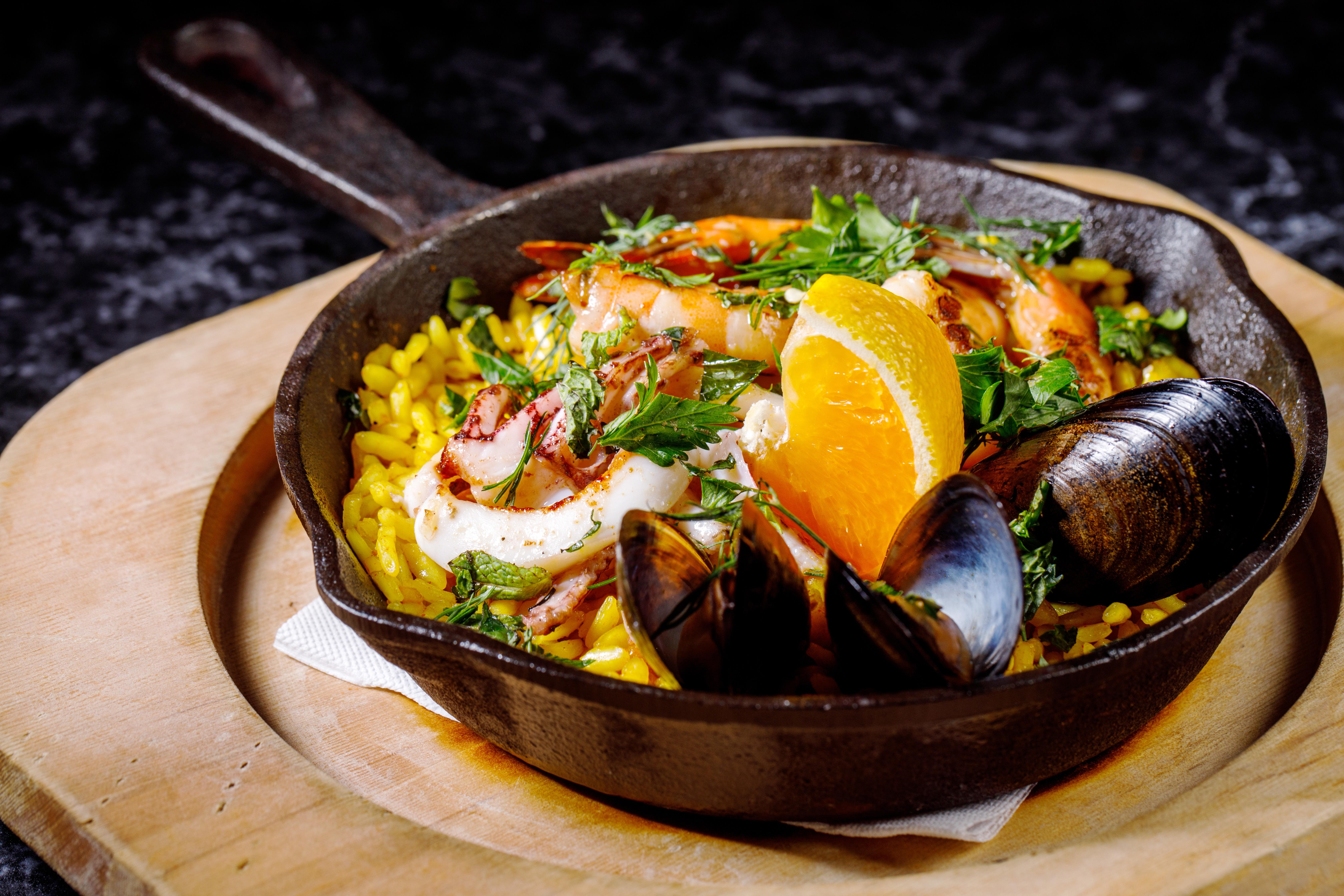 M-西班牙海鮮燉飯