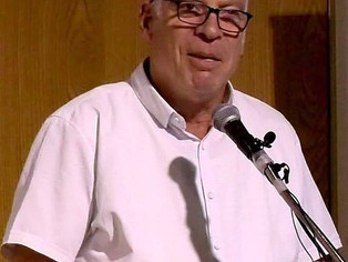 אורי אריאל פורש מהחיים הפוליטיים Uri Ariel Resigns From Political Life