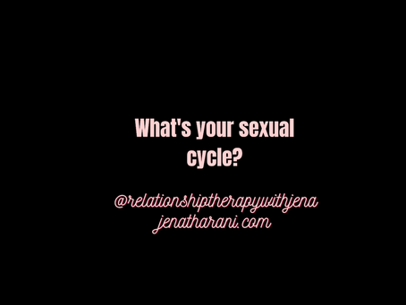 What's Your Sexual Cycle?