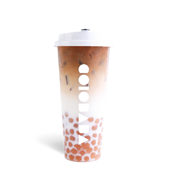 Coffee Latte Milk Tea w/ Pearl