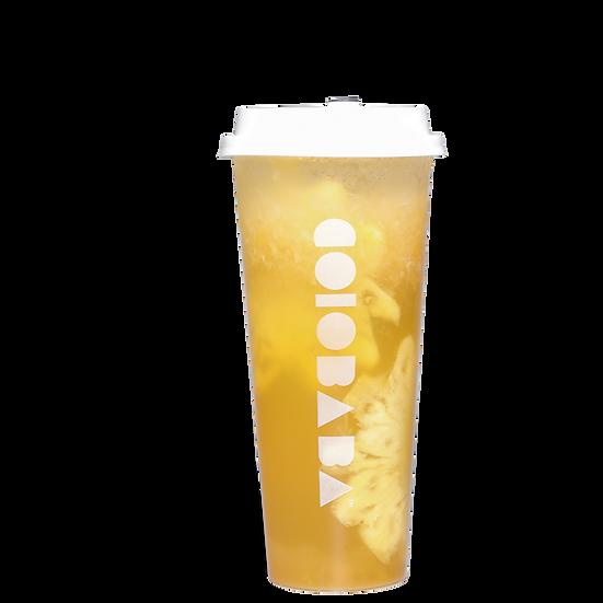 Punchy Pineapple Tea