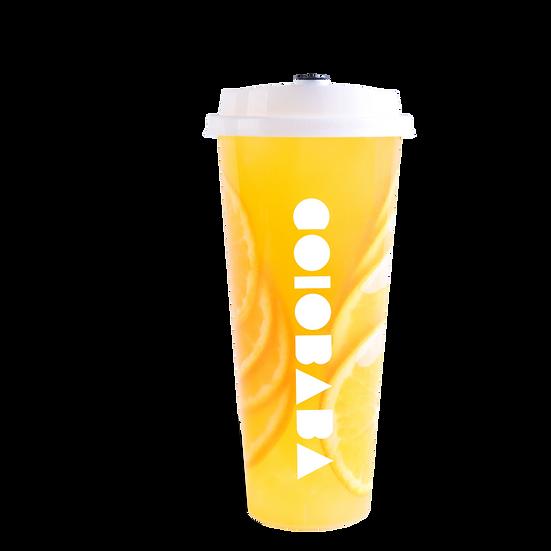 Zesty Orange Tea