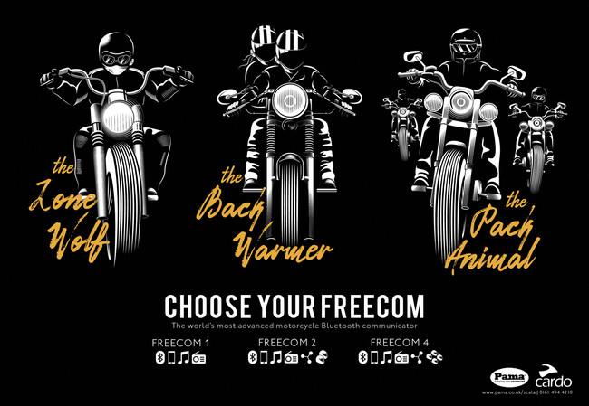 Choose your Freecom