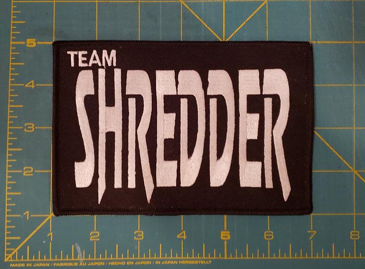 Team Shredder Patch