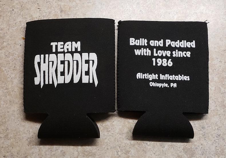 Shredder Can Coozie