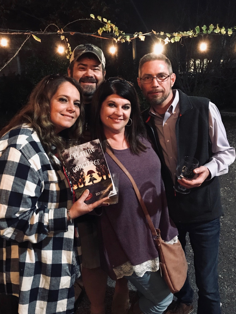 Debbie, Bobby, Danna, and Frank - Ruston, LA