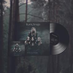 """Black spikes """"Šešėlių vedami"""" (CD, LP)"""