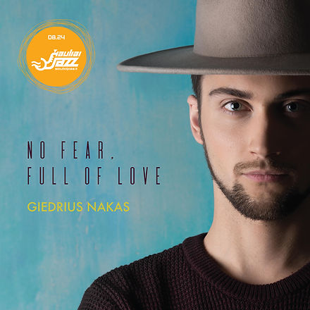 Giedrius Nakas Quartet [LT]