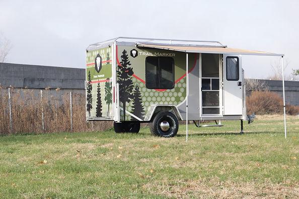 Trail Marker offroad camper trailer olym