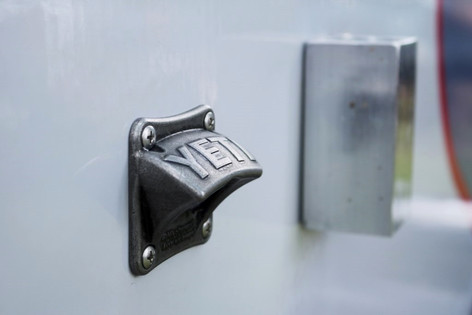 exterior bottle opener