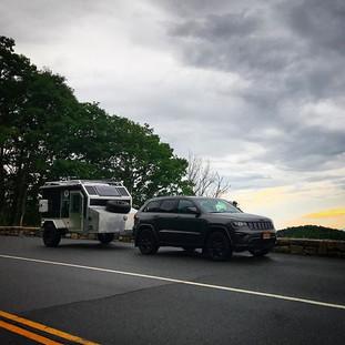 #trailmarker #bushwhacker #adventure #jeep #shenandoahnationalpark #jeepquest #getlost #getoutside #camping