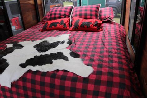 Camper Queen Mattress