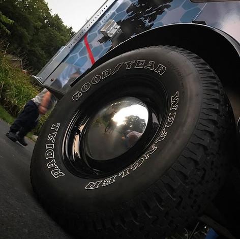 Full Size Wheel