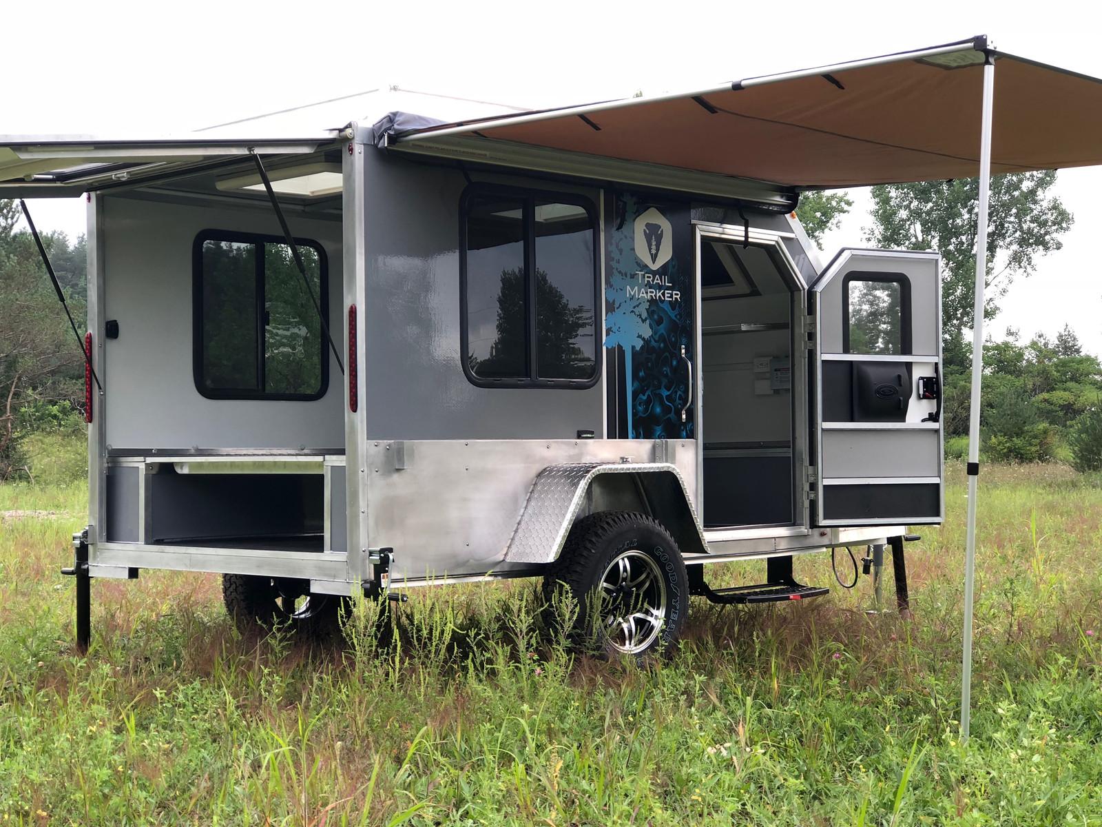 Lightweight Cargo Camper 9360 River Road Off Road