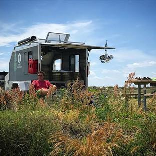 #trailmarker #bushwhacker #obx #unclepaul #relax #adventure