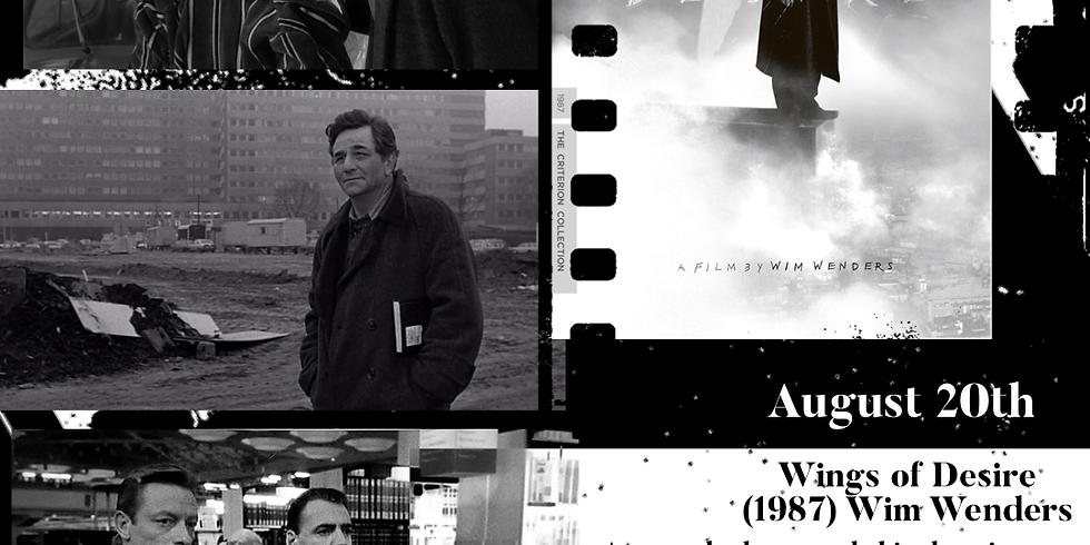 Brady's Bi-Monthly Film Night - Wings of Desire