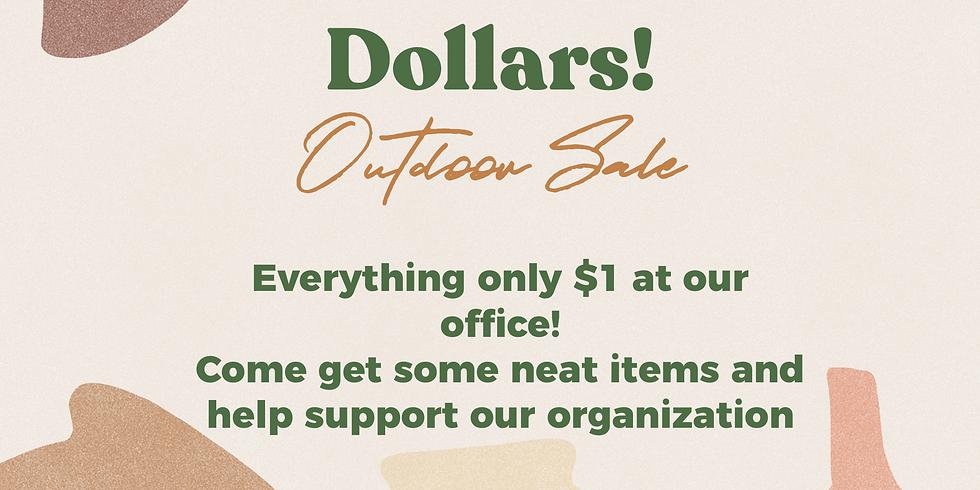 Donating Dollars!