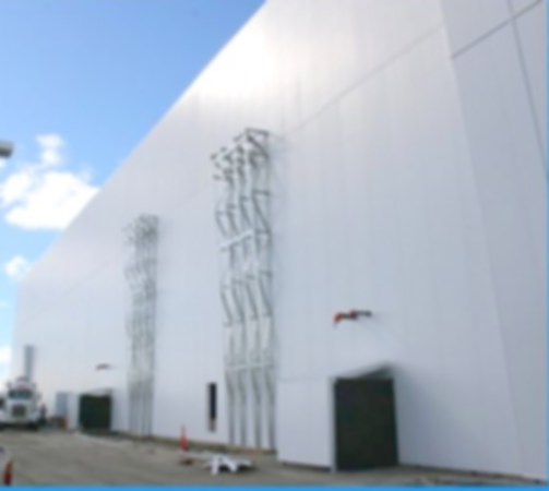 Thermal-Loc cold storage panels, doors and roof systems for the cold storage industry