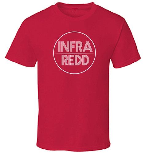 Infra Redd Logo Tee - Red