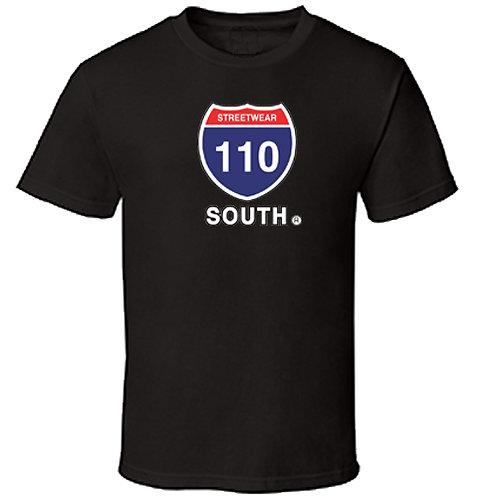 Original 110 Logo Color on Black