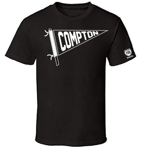 Pennant - Compton - Black