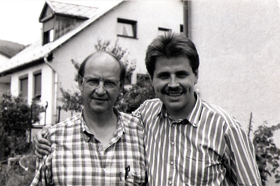 LaVere Soper és Ráki Tamás