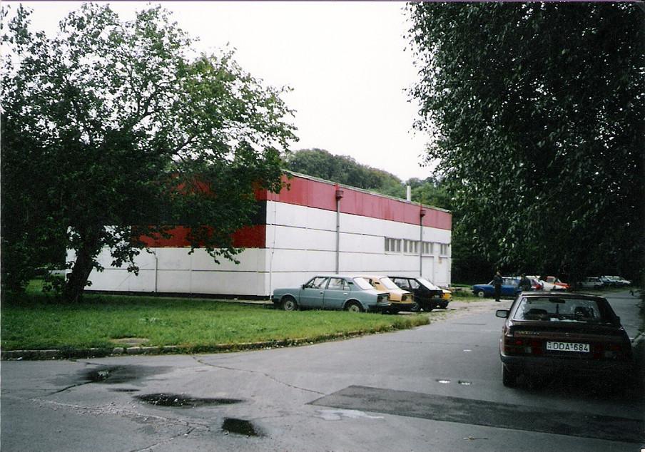 ÚjSzövetség Gyülekezet korábbi épülete