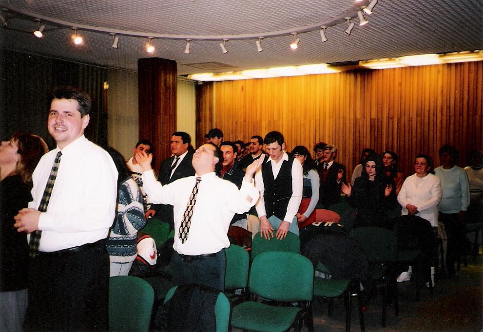 ITC székházban dicsőítjük az Urat