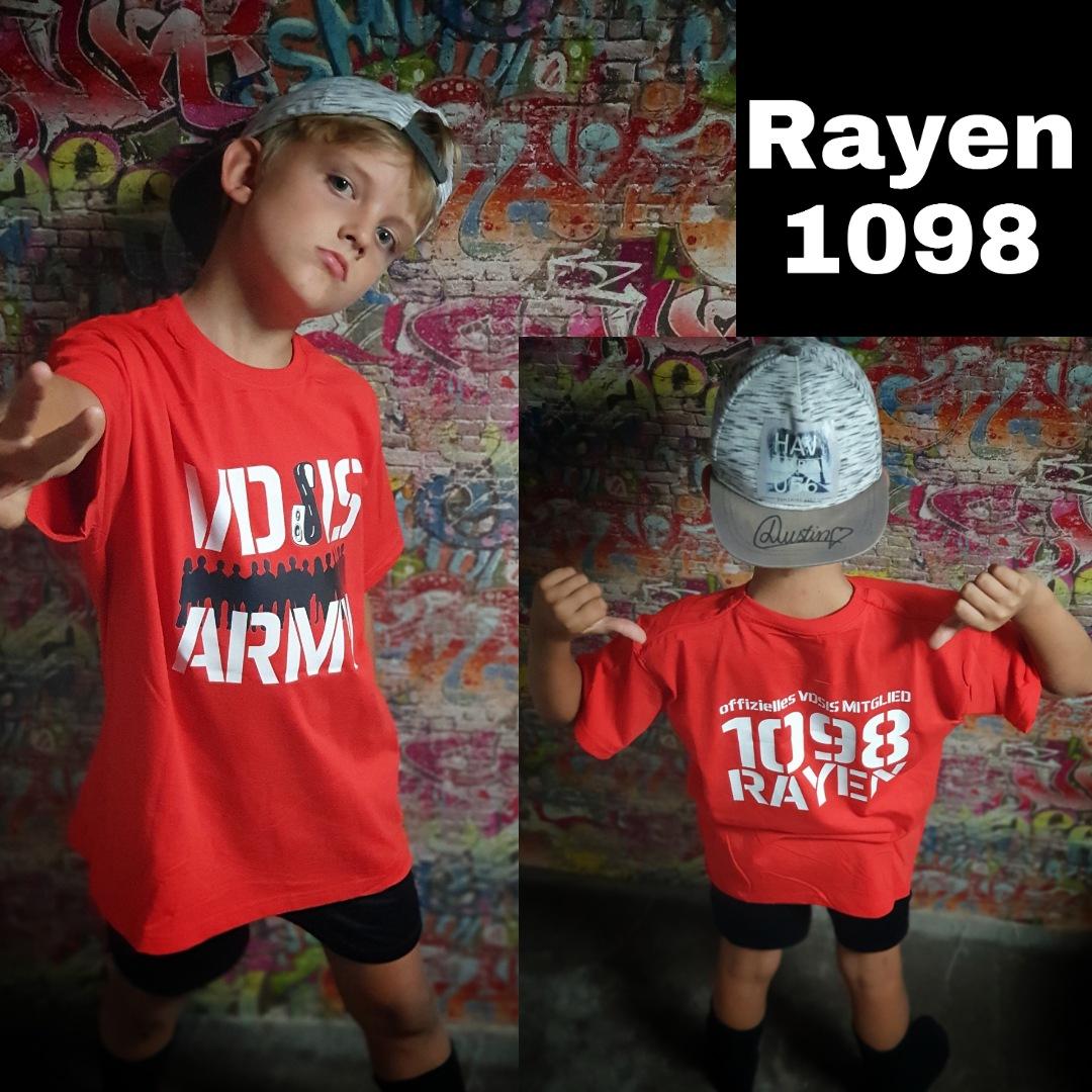 1098 Rayen vdsisarmy