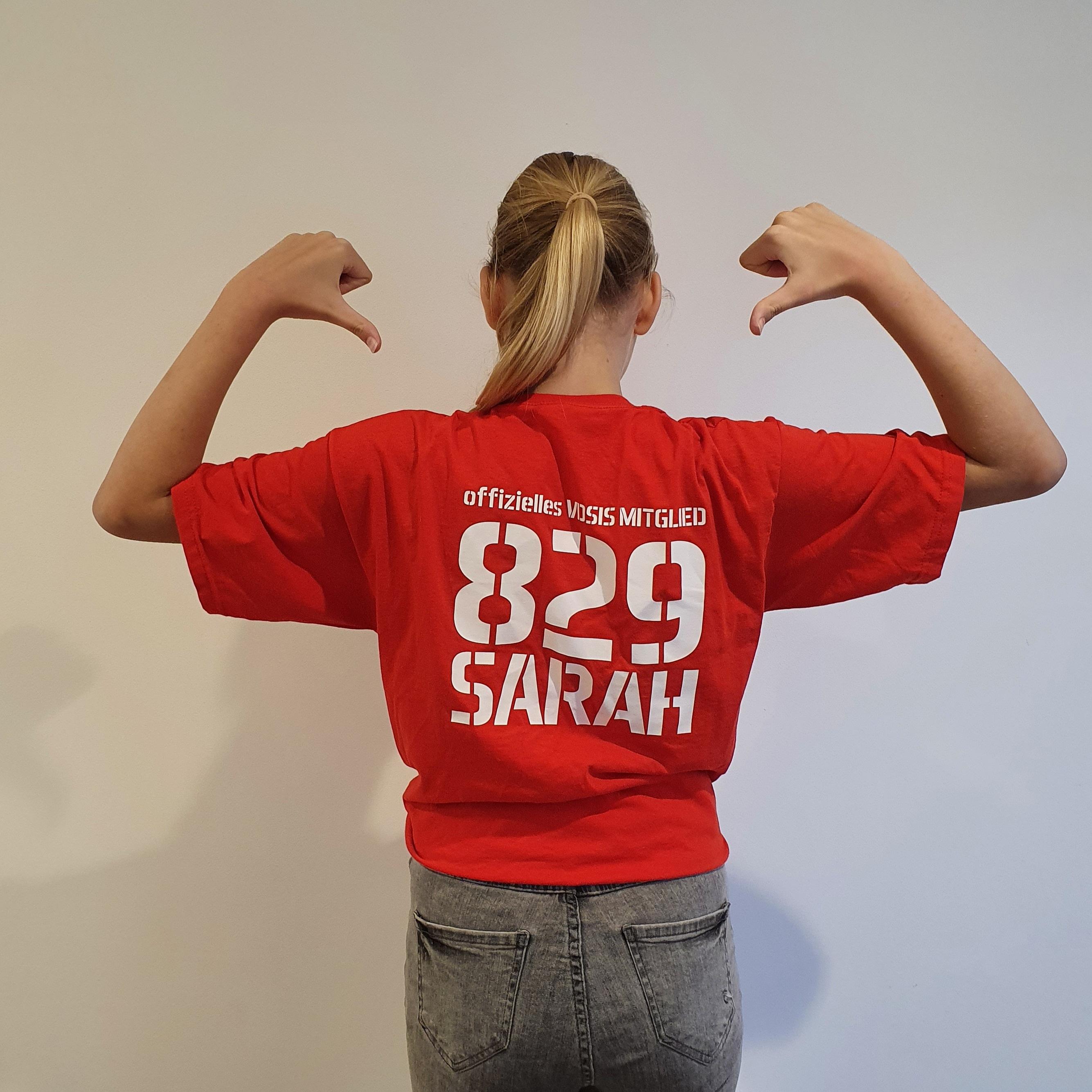 829 Sarah vdsisarmy