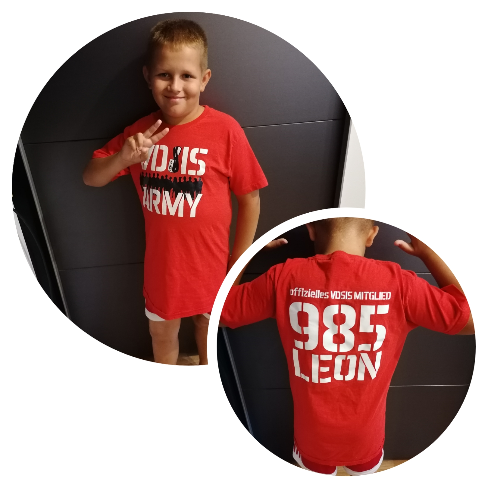 985 Leon vdsisarmy