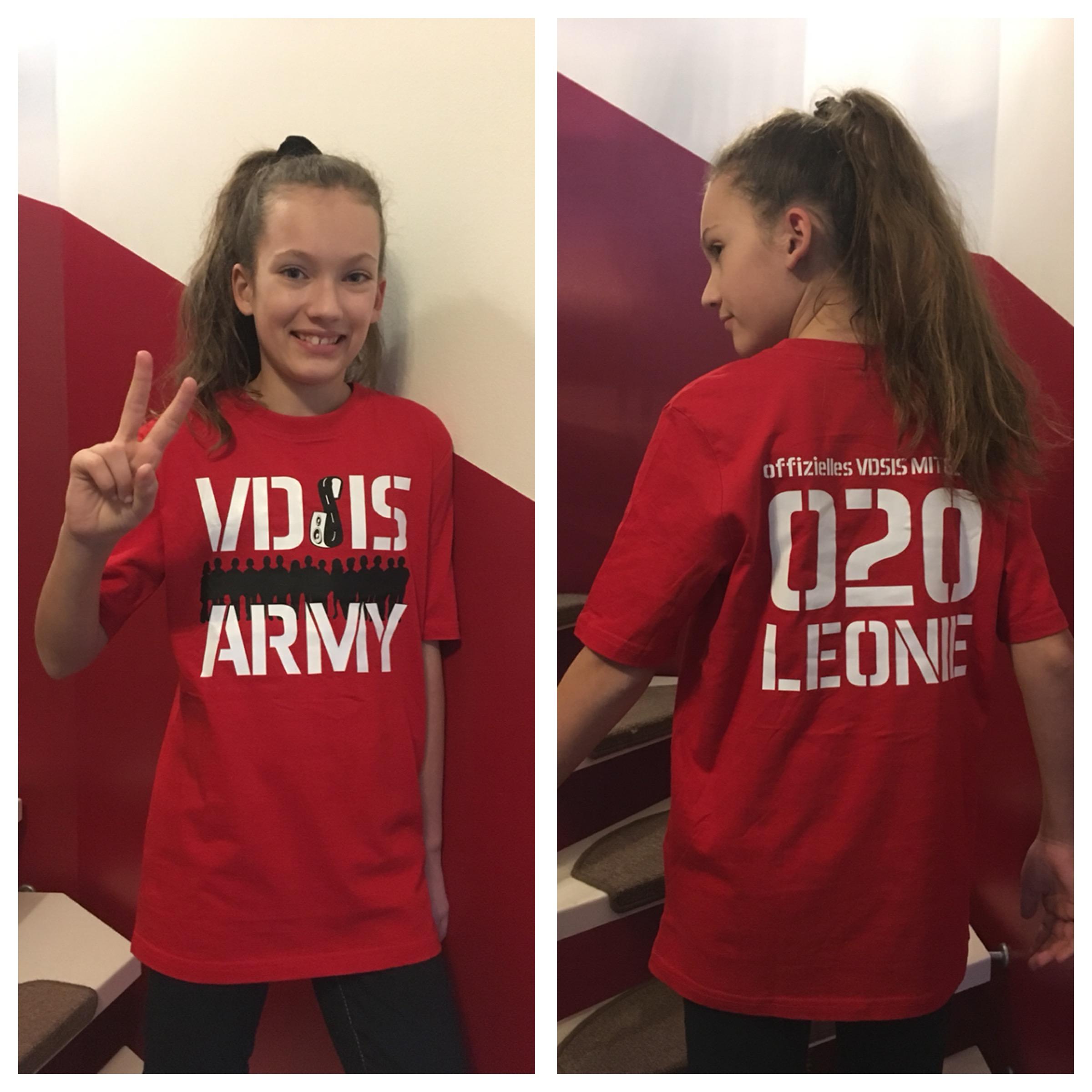 020 Leonie vdsisarmy