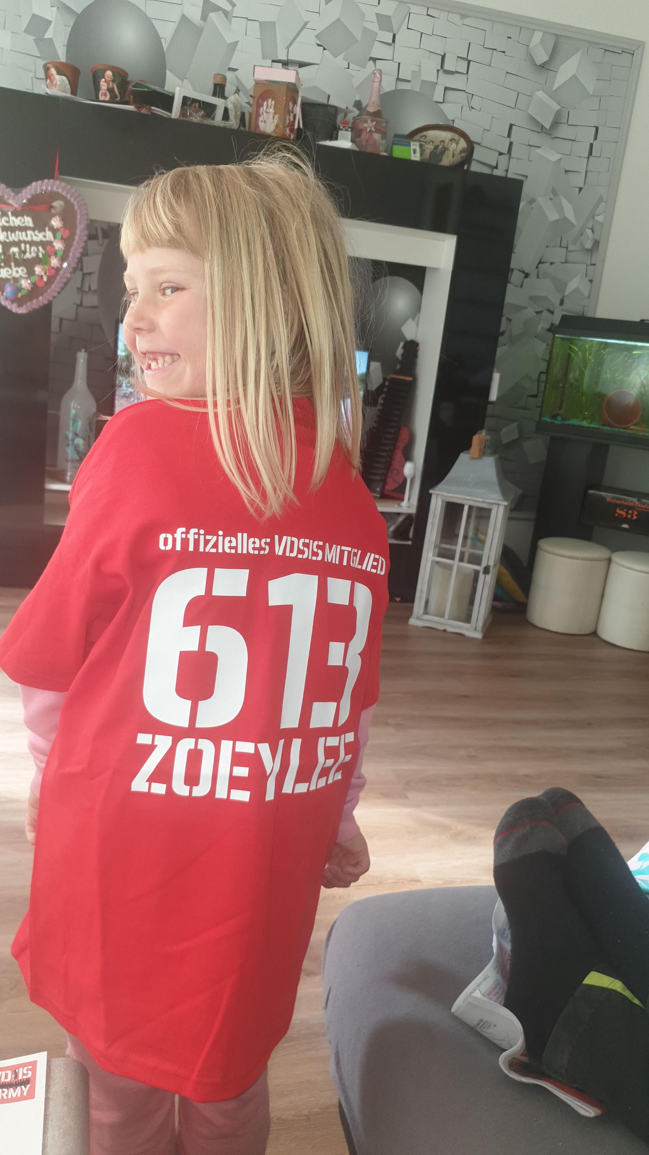 613 Zoey Lee vdsisarmy